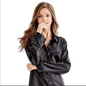 Nordstrom silk pajama top